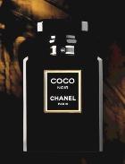 Chanel и её новый аромат Coco Noir