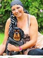 Собака спасла хозяйку от рака груди