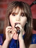 Лиза Пурис – победительница «Детской Новой волны-2012»