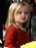 Джоли-Питты проталкивают в кино 4-летнюю дочь