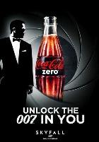 Джеймс Бонд появится на упаковках Coca-Cola