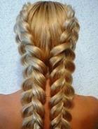 Плетение кос - на пике моды