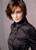 Актриса Кэти Холмс стала лицом косметики от Bobbi Brown