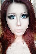 Японской куклой Фукакуми оказалась жительница Украины