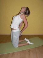 Упражнения против болей в спине
