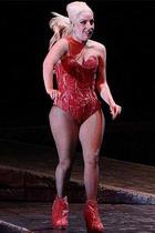 У Леди Гага булимия и анорексия одновременно