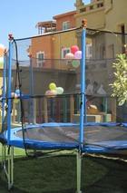 Батут - опасное развлечение для детей