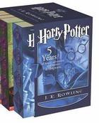 Джоан Роулинг рассказала о новой книге про Гарри Поттера