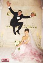 Джастин Тимберлейк и Джессика Бил показали первое свадебное фото