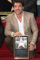 Хавьер Бардем удостоен собственной  звезды на Аллее славы