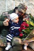 Филипп Киркоров отмечает первый день рождения дочери