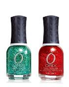 Бренд ORLY выпустил коллекцию рождественского лака для ногтей
