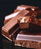 От кашля помогает горький шоколад