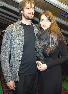 Марина Александрова и Андрей Болтенко тайно обвенчались