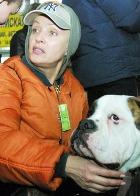 Собака Лаймы Вайкуле имеет своего психолога