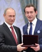 Константин Хабенский стал народным артистом России