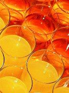Улучшить настроение поможет яркий сок
