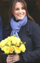 Кейт Миддлтон отметила 31-й день рождения