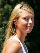 Мария Шарапова - лучшая теннисистка России 2012 года