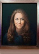 Кейт Миддлтон: теперь на полотне