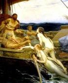 Вблизи Антильских островов на судно напали сирены