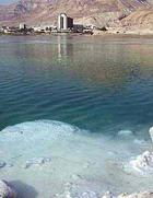 Мертвое море уже не высыхает