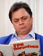 Андрей Леонов в третий раз стал отцом