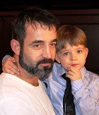 Дмитрий Певцов: «Хочу, чтобы мой сын стал монахом»
