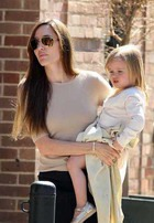 4-летняя дочь Джоли и Питта неплохо зарабатывает