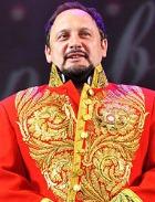 Стасу Михайлову присвоили звание заслуженного артиста
