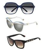 Dior, Gucci и Jimmy Choo представили очки коллекции весна/лето 2013