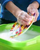Мытьё посуды может привести к параличу