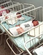 63% родов проходят в роддомах России с патологией