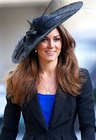 Кейт Миддлтон назвали королевой красоты