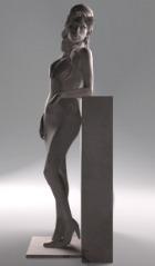 Как будет выглядеть статуя Эми Уайнхаус?
