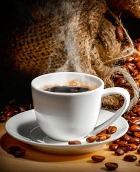 Кофе рождает положительный настрой