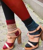 Сара Джессика Паркер выпустит коллекцию носков к туфлям