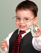 Позвольте вашему ребёнку стать богатым!