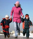 Время ухода за детьми в России вырастет до 4,5 лет