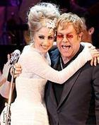 Леди Гага крестила второго сына Элтона Джона