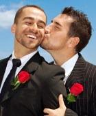 Во Франции открыт свадебный салон для геев