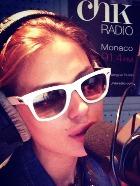 Викторию Боню пригласили стать ведущей на радио в Монако