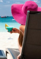 Солнечные ванны нормализуют давление