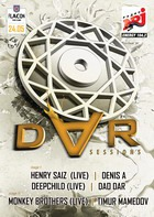 DAR SESSIONS with HENRY SAIZ (Live show)