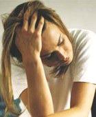 Уход на пенсию ввергает женщину в депрессию