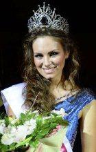Дарья Ульянова примерила корону «Мисс Москва-2013»