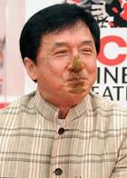 Джеки Чан «наследил» на Аллее славы