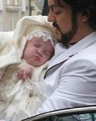 Филипп Киркоров крестил сына Мартина