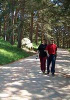 15-минутная прогулка после еды – отпор сахарному диабету