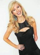 Титул «Мисс Америка» вручён девушке-инвалиду